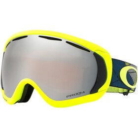 Oakley Canopy Goggles yellow/grey